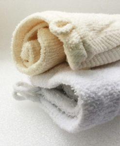 рукавички-мешочки в баню