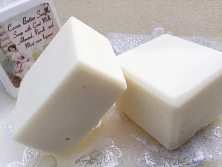 миндальное мыло