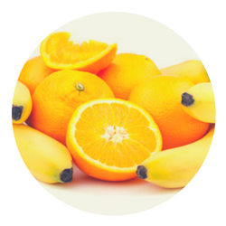 Бананы и апельсины